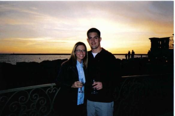 1st Anniversary Sunset