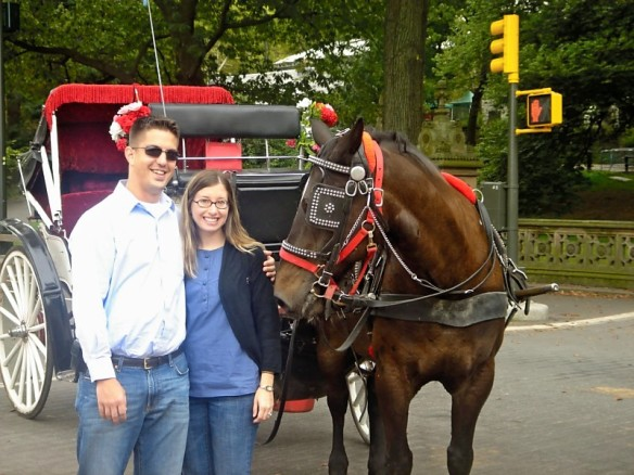 2009 NYC Carriage Ride