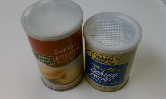 Baking Powder Front