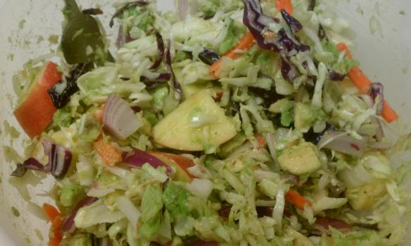 Cabbage Salad 2
